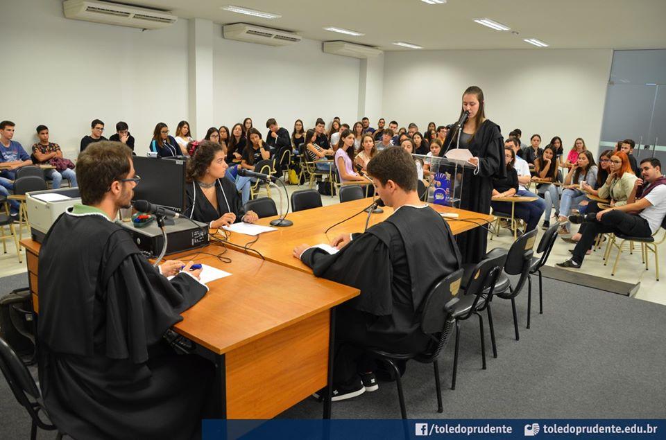 Direito da Toledo Prudente está entre os melhores do Brasil - Notícias Toledo  Prudente